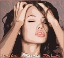 Angelina Jolie by deadgerl