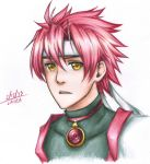 Grand Chase - Jin by Laurits10