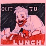 Out To Lunch by Leowulf067