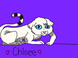 Chloee by scatteredSparks