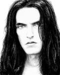 Peter Steele by AnastasiumArt