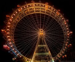 Riesenrad by pingallery