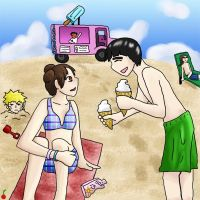 Summer of YOUTH contest entry by cherrybubblegum