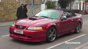 Ford Mustang GT by The-Transport-Guild