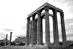olympian zeus by pLateauce