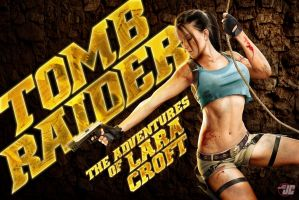 Tomb Raider 2 by Jeffach