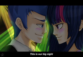 Flashlight moment: This is our big night by JenYeonGI