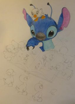 Stitch WIP 6 by Fivelinger