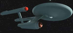 Constitution Class by gmd3d