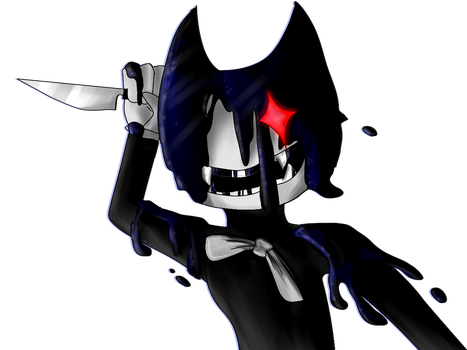 another Bendy by GlitchyIdentix