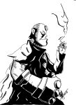 Hellboy (scanned version) by CBLIEW