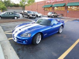 Dodge Viper SRT 10 Coupe by short-shift90