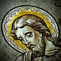 Stained Glass Window - St John by Taking-St0ck