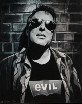 Jello Biafra by spoof-or-not-spoof