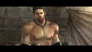 Chris Redfield Fanservice 1 by favorites1