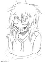 .:My first Jeff The Killer:. by PuRe-LOVE-G-S