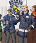S.T.A.R.S. office by wesvin