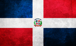 Dominican Republic Flag by xioccolate