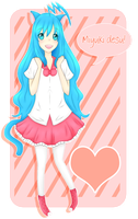 for my adorable imouto by MelonPam