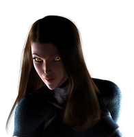 A Remedy Avatar Rendering by Elfmaid