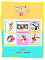 160721 Gfriend Iconset For Yuxin by KFORWHAT
