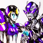 Contest entry: lovelessdecepticon by Micelux