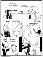Furballs and Leather 68: Host by Foxfire141