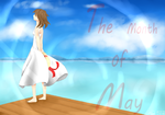 The month of May by Silverx4