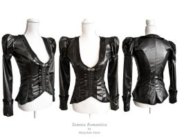 Black jacket, Somnia Romantica by Marjolein Turin by SomniaRomantica