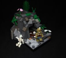 LEGO. Ogre's Hunt by DwalinF
