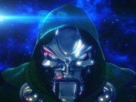 Doctor Doom by Guile93