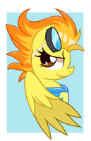 Spitfire by wildberry-poptart
