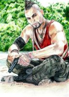 Vaas (FC3) by Gatter87