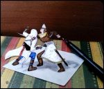3D Drawing ~Assassin's Creed~ by Keith-arts02