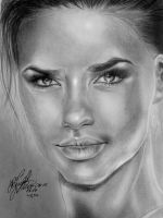 Adriana Lima VI. Maybe She_s__ by soooty