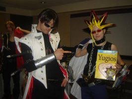 YuGiOhs by Ginger-Curls