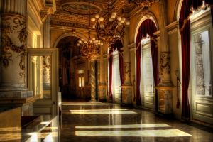 Semperoper Interior by hans64-kjz