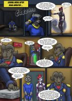 Sly Cooper: Thief of Virtue Page 311 by ConnorDavidson