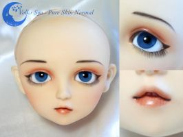 BJD Face Up - Volks Syo by Izabeth