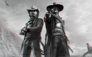 Call of Juarez 3-D conversion by MVRamsey