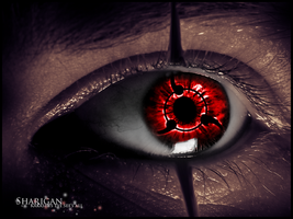 Kakashi's Eye by Gillfeesh