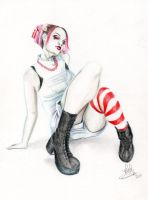 ..Emilie Autumn.. by M-lovedAngel