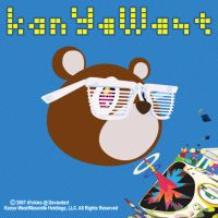Kanye Bear Glasses. by d1ckies