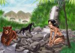 The Jungle Book by ozzyfreeloader