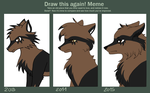 Stripe - Before, before and after ! by Niutellat