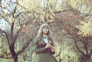 Crystal autumn(classic lolita) by Sparkleman