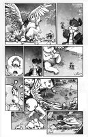 My Time with Clive vol. 1 pg 11 by JDCalderon