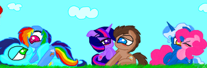 my little pony shippings are magic by MLPFIMFAN2011