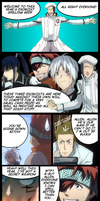 D.Gray-Man PS:Monkey Fonics P2 by kiraito