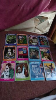 Indy Pop Con cards! by Sephy90